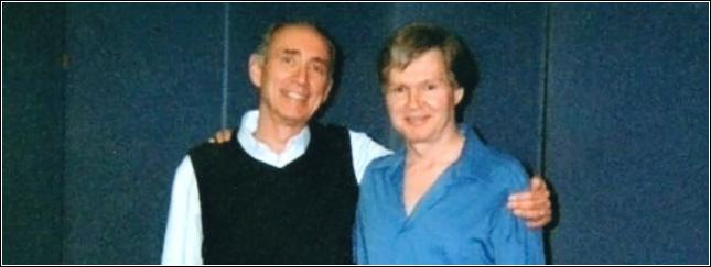 Ken Wapnick with Gary Renard