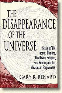 book: Disappearance of the Universe